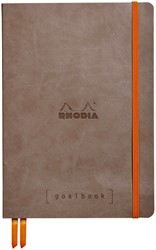 Bullet Journal Rhodia A5 120vel dots taupe