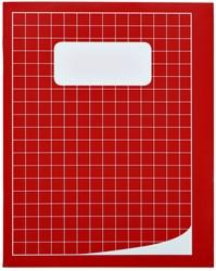Schrift 210x165mm ruit 10mm 80blz assorti