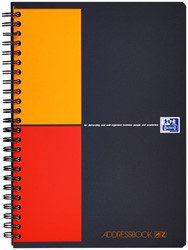 Adresboek Oxford International A5 72vel met alfabet