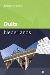 Woordenboek Prisma pocket Duits-Nederlands