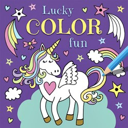 Kleurboek Deltas Lucky color fun