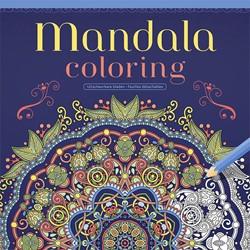 Kleurboek Deltas coloring mandala