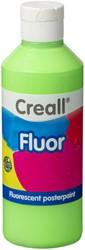 Plakkaatverf Creall fluor 09 groen 250 ml
