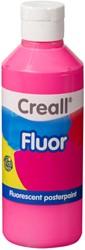 Plakkaatverf Creall fluor 16 roze 250 ml
