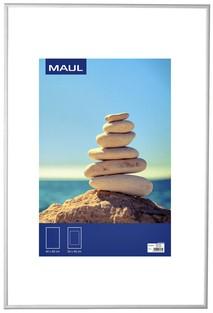 Fotolijst MAUL 40x60cm lijst zilverkleurig