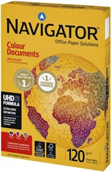 Kopieerpapier Navigator Colour Documents A3 120gr wit 500vel