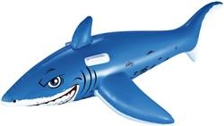 Opblaasfiguur haai 185x112cm