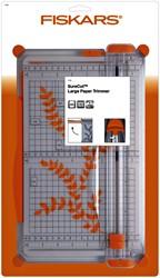 Rolsnijmachine Fiskars draagbaar 30cm A4