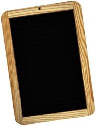 Krijtbord Giotto houten frame 18x26cm