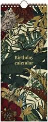 Verjaardagskalender botanic