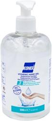 Handgel Konix desinfectie 500ml 70% alcohol incl pomp