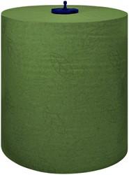 Handdoekrol Tork H1 290076 Advanced 2laags 6rollen groen