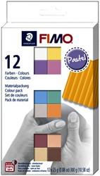 Klei Fimo  soft colour pastel ass