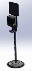 Dispenser zuil Blinc voor 1000ml