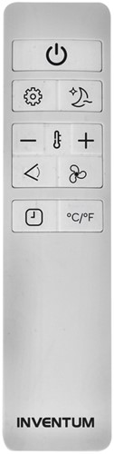 Airconditioner Inventum AC905W Luxe 80m3 wit-3