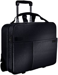 Carry-On Trolley Leitz Complete Smart Grijs