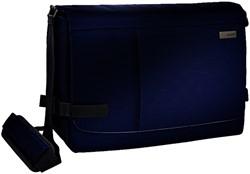"Laptoptas Leitz Complete 15.6"" Smart Messenger Blauw"