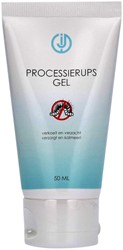 Gel Pharmquests processierups met roller