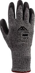 Handschoen ActiveGear snijbestendig grijs 10/XL