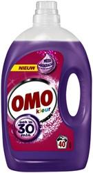 Wasmiddel Omo Color vloeibaar 40scoops 2ltr