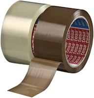 Verpakkingstape Tesa 64014 50mmx66m bruin PP-2