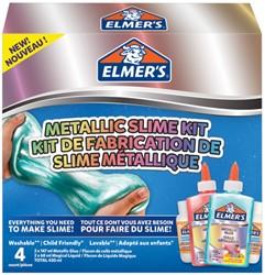 Kinderlijm Elmer's slijmkit Metallic