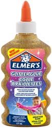 Kinderlijm Elmer's glitter 177ml goud