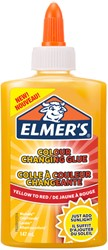 Kinderlijm Elmer's kleurveranderde 147ml geel