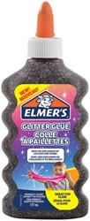 Kinderlijm Elmer's glitter 177ml zwart