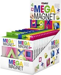 Mega Magnet Dahle assorti display 27stuks