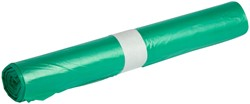Afvalzak Powersterko T23 groen