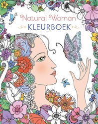 Kleurboek Deltas Natural Woman