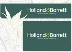 Cadeaukaart + envelop Holland&Barrett var