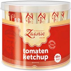 Tomaten ketchup Zaanse stick 45x9ml