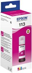 Inktcartridge Epson 113 EcoTank rood