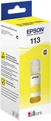 Inktcartridge Epson 113 EcoTank geel