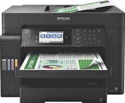 Inkjetmultifunctional Epson Ecotank ET-16600 zwart