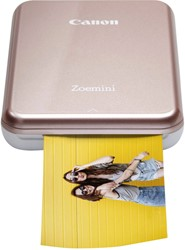 Fotoprinter Canon Zoemini RoseGoud + 30 sheets