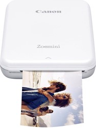 Fotoprinter Canon Zoemini Wit + 30 sheets