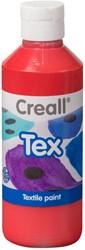 Textielverf Creall TEX 250ml  04 rood