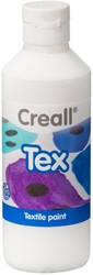 Textielverf Creall TEX 250ml  14 wit