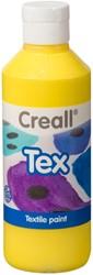 Textielverf Creall TEX 250ml  01 geel