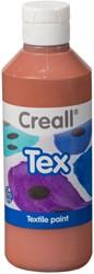 Textielverf Creall TEX 250ml  12 bruin