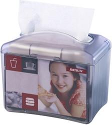 Dispenser Katrin 22564 servetten Easy1 transparant
