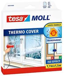 Isolatiefolie Tesa Moll 05430 voor ramen 1,5mx1,7m transp