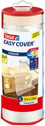 Afdekfolie Tesa 59179 easy cover dispenser 1,4mx33m