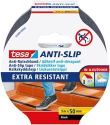 Antisliptape Tesa 55588 50mmx5m zwart