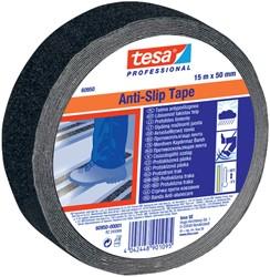 Antisliptape Tesa 60950 15mmx50m zwart