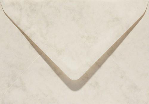 Envelop Papicolor EA5 156x220mm marmer ivoor