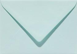 Envelop Papicolor EA5 156x220mm zeegroen